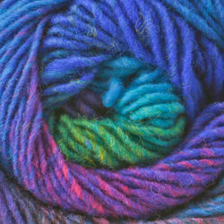 Medium 100% Wool Yarn:  color 0050