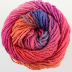 Medium 100% Wool Yarn:  color 1020