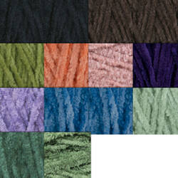 Casco Bay Cotton Chenille Yarn