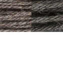 Worsted Wool Warps - Grey