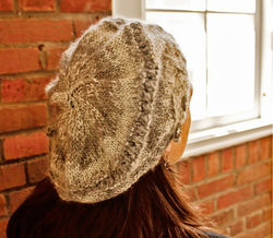 Cascade Eco Duo Slouch Hat Pattern