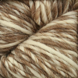 Medium 70% Baby Alpaca, 30% Merino (undyed) Yarn:  color 0110