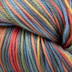 Light 100% Pima Cotton Yarn:  color 7150