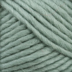 Bulky 85% wool, 15% mohair Yarn:  color 0030