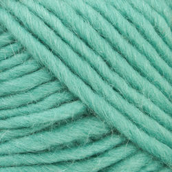 Bulky 85% wool, 15% mohair Yarn:  color 0060