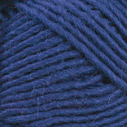 Bulky 85% wool, 15% mohair Yarn:  color 0100
