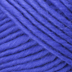 Bulky 85% wool, 15% mohair Yarn:  color 0150