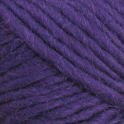 Bulky 85% wool, 15% mohair Yarn:  color 0180