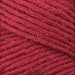 Bulky 85% wool, 15% mohair Yarn:  color 0210