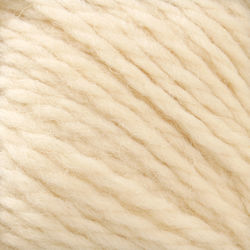 Bulky 100% Peruvian Wool Yarn:  color 0010