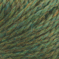 Bulky 100% Peruvian Wool Yarn:  color 0090