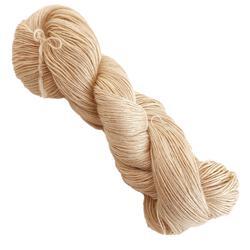Super Fine 100% silk Yarn:  color 0000