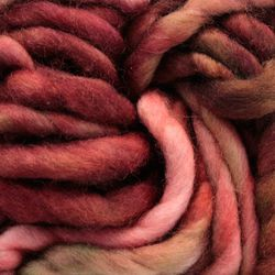 Super Bulky 100% Merino Yarn:  color 8600