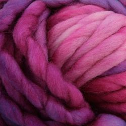 Super Bulky 100% Merino Yarn:  color 8650