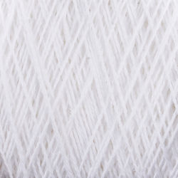 Lace 100% unmercerized cotton Yarn:  color 0050