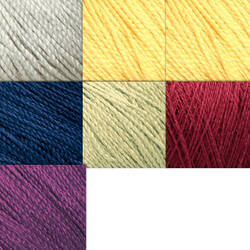 2/12 Gemstone Silk Yarn