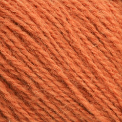 Fine 100% Wool Yarn:  color 1080