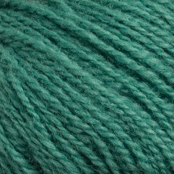 Fine 100% Wool Yarn:  color 1290