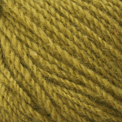 Fine 100% Wool Yarn:  color 2000