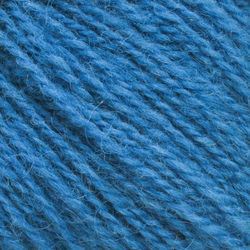 Fine 100% Wool Yarn:  color 3410