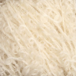 Medium 74% Mohair, 16% Wool, 10% Other Yarn:  color 1030