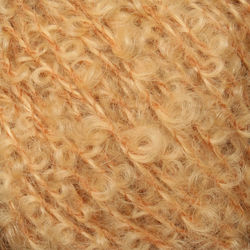 Medium 74% Mohair, 16% Wool, 10% Other Yarn:  color 1050