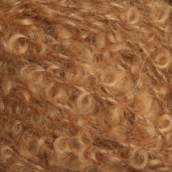Medium 74% Mohair, 16% Wool, 10% Other Yarn:  color 1060
