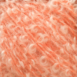Medium 74% Mohair, 16% Wool, 10% Other Yarn:  color 1090