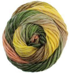 Bulky 100% Wool Yarn:  color 1000