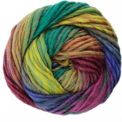 Bulky 100% Wool Yarn:  color 1020