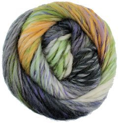 Bulky 100% Wool Yarn:  color 1050