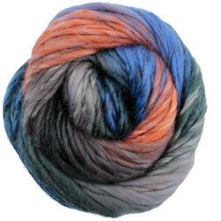 Bulky 100% Wool Yarn:  color 1080