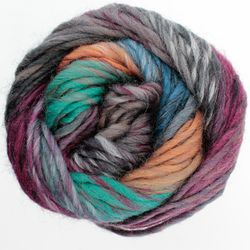 Bulky 100% Wool Yarn:  color 1090