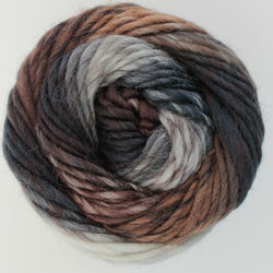 Bulky 100% Wool Yarn:  color 1210