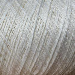 Lace 100% dry spun Linen Yarn:  color 1010