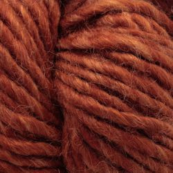 Bulky 40% Wool, 40% Alpaca, 20% Silk Yarn:  color 0108
