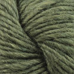 Bulky 40% Wool, 40% Alpaca, 20% Silk Yarn:  color 0117