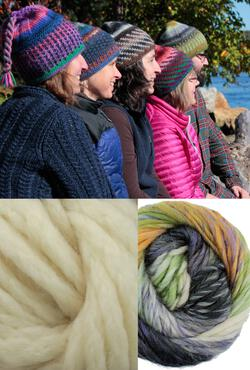 Alpine Topper Hat Kit  multi wnatural