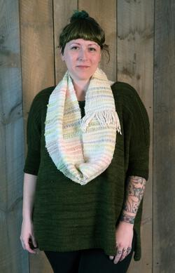 Both Sides Now - Woven Cowl