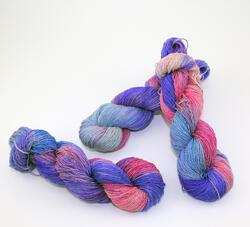 Lace 100% Silk Yarn:  color 0002