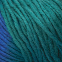 Malabrigo Merino Worsted Wool Yarn color 0330 (137EmeraldBlue)