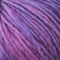 Malabrigo Merino Worsted Wool Yarn color 0440 (609PurpleMagic)