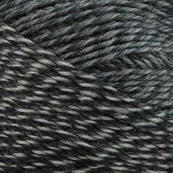 Super Fine 100% Superwash Wool Yarn:  color 1000