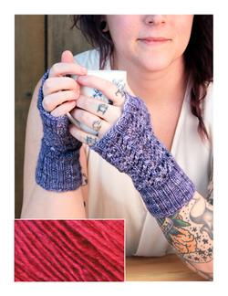 Cupid's Victim Mitts Kit - Amoroso