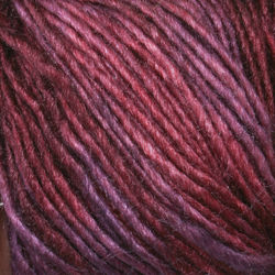 Light 50% Silk, 50% Merino Yarn:  color 2040