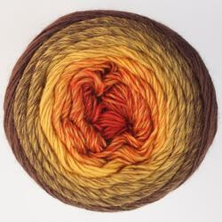 Medium Merino Wool Yarn:  color 0304