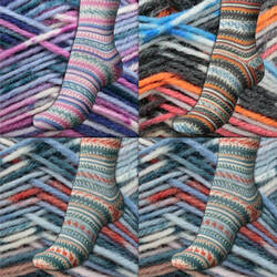 Regia 4-ply Design Line yarn by Arne and Carlos