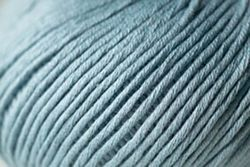 Light 100% Egyptian Cotton Yarn:  color 0218