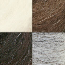 Icelandic Top Wool Fiber