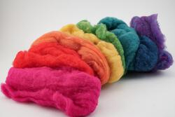 Harrisville Boardwalk Felt Batts  4 oz